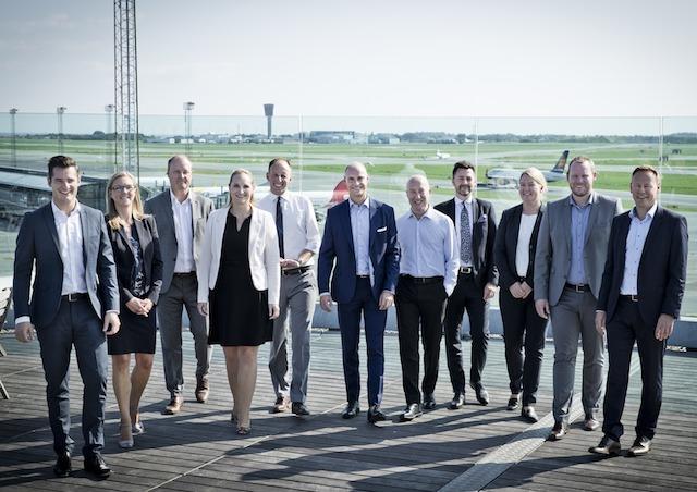 Ruteudviklingsafdelingen i Københavns Lufthavn. Foto: Københavns Lufthavn