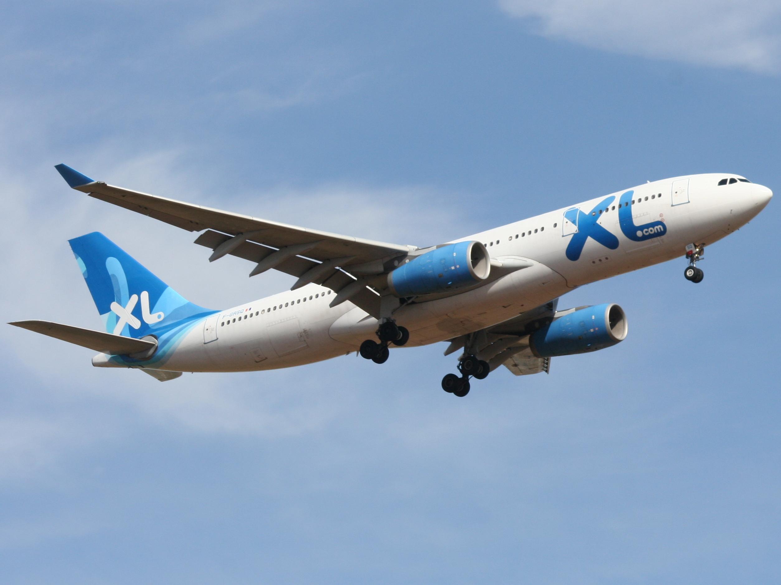 En Airbus A330-200 fra det franske flyselskab XL Airways. Foto: Oyoyoy, CC 4.0