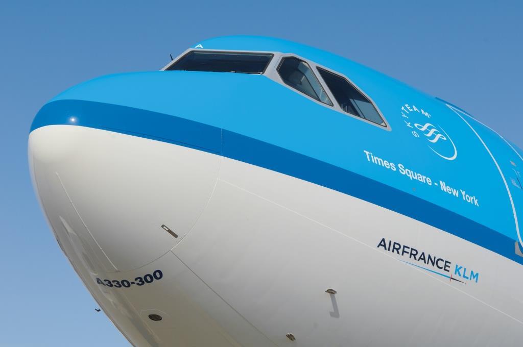 Airbus A330-300 fra KLM. (Foto: KLM | PR)