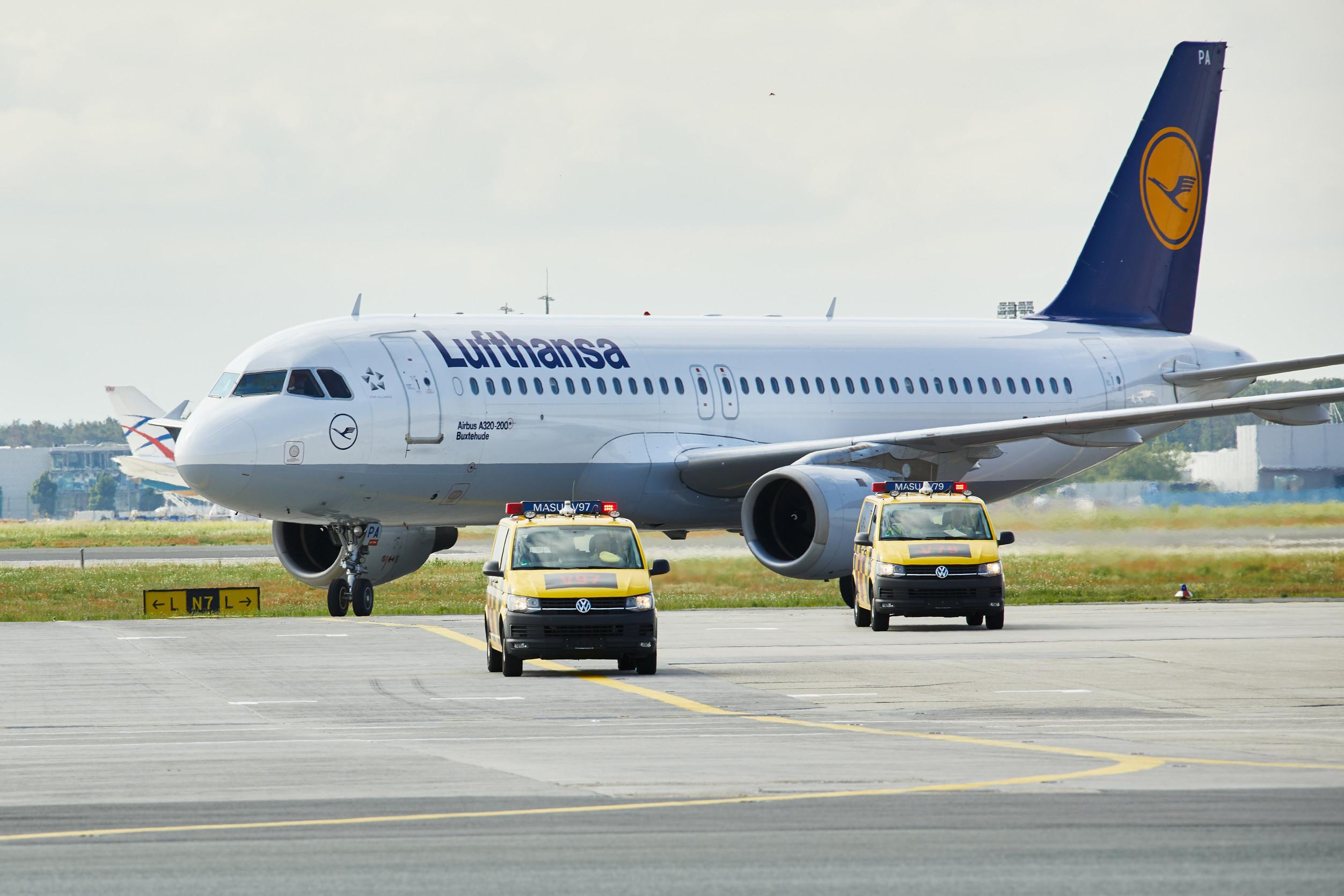 Airbus A320-200 fra Lufthansa. (Foto: Lufthansa | PR)
