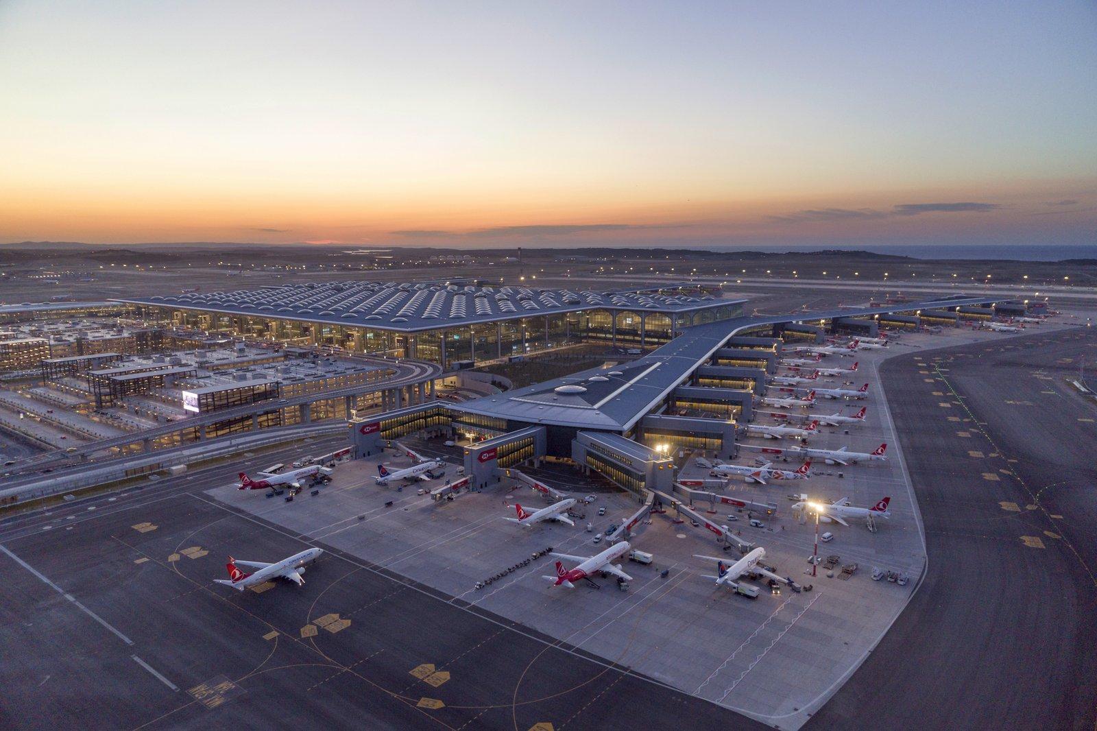 Istanbul Airport. (Foto: Istanbul Airport IGA | PR)