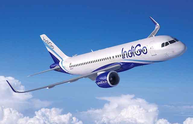 IndiGo A320neo. (Illustration: Airbus)