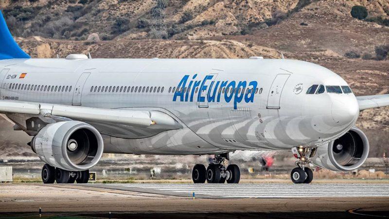 Airbus A330-200 fra Air Europa (Foto: Air Europa | Facebook)