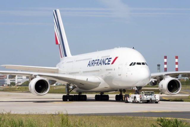 Air France Airbus A380-800. Foto: Air France