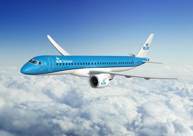 Embraer E195-E2. (Ilustration: Embraer)