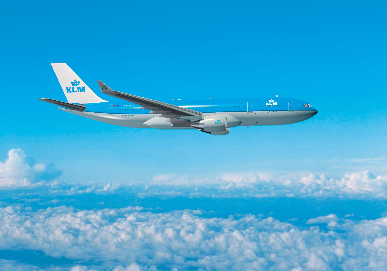 Airbus A330-200 fra KLM (Foto: KLM | PR)
