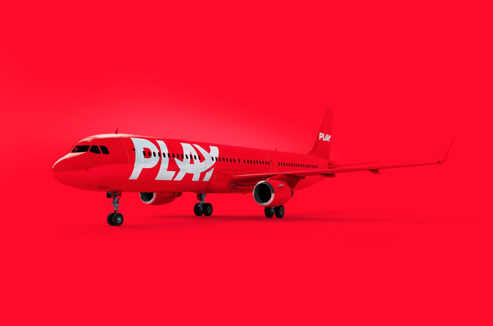 PLAY er et nyt islandsk lavprisflyselskab (Foto: PLAY | PT)