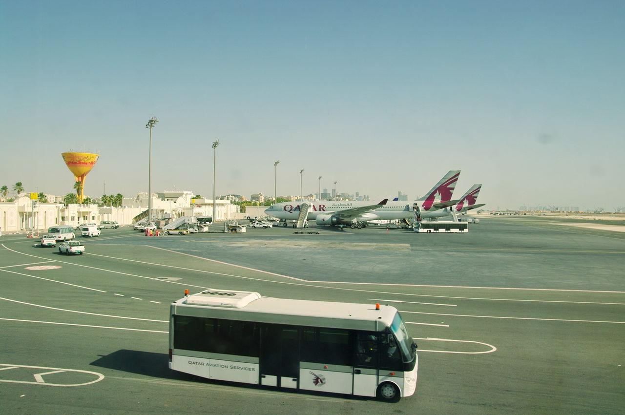 Doha International Airport lukkede i 2014. (Arkivfoto: Bgabel | CC 3.0)