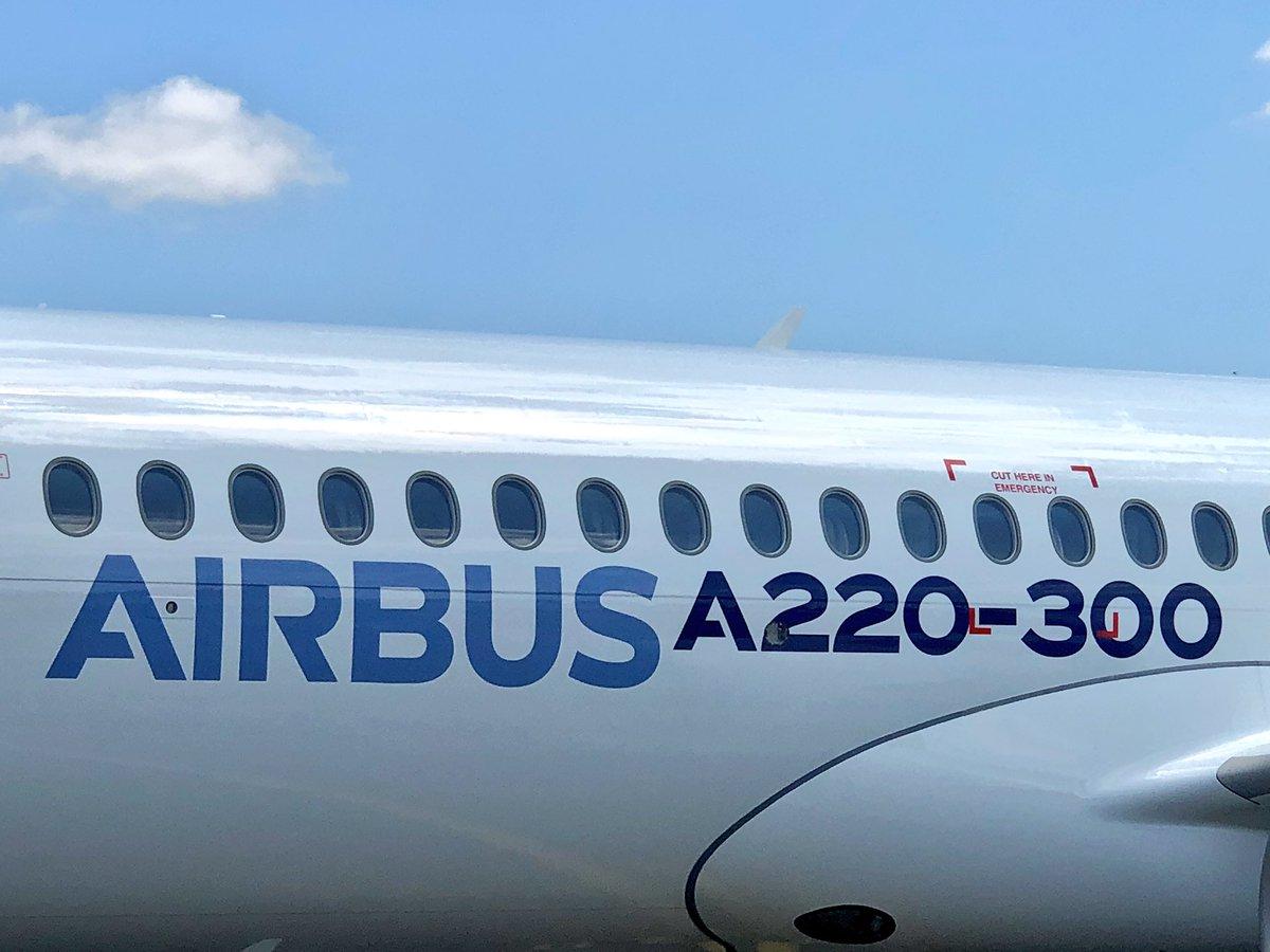 Airbus A220-300 (Foto: Airbus | PR)