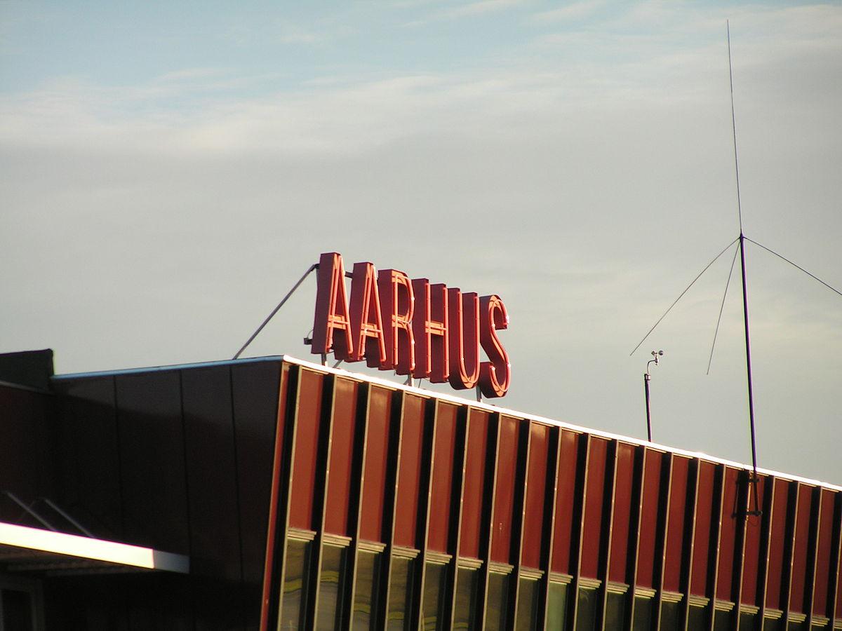 Aarhus Lufthavn. (Foto: Ekman | CC 3.0)
