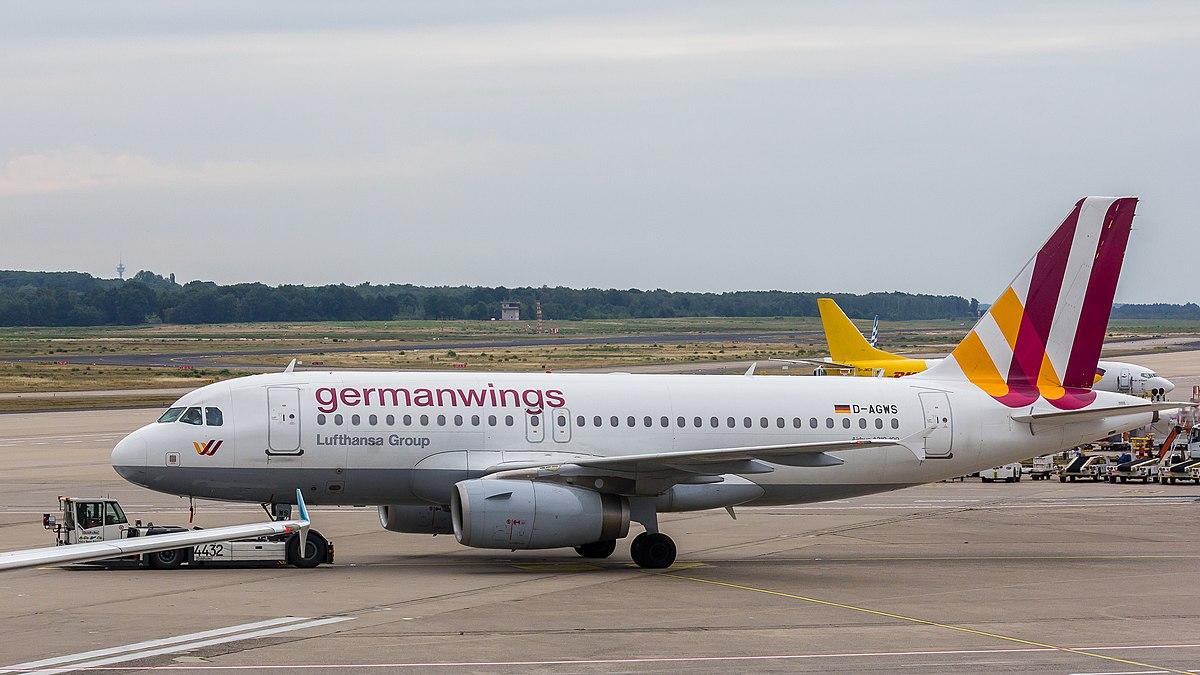 Airbus A319 fra Germanwings. (Foto: Raimond Spekking | CC 4.0)