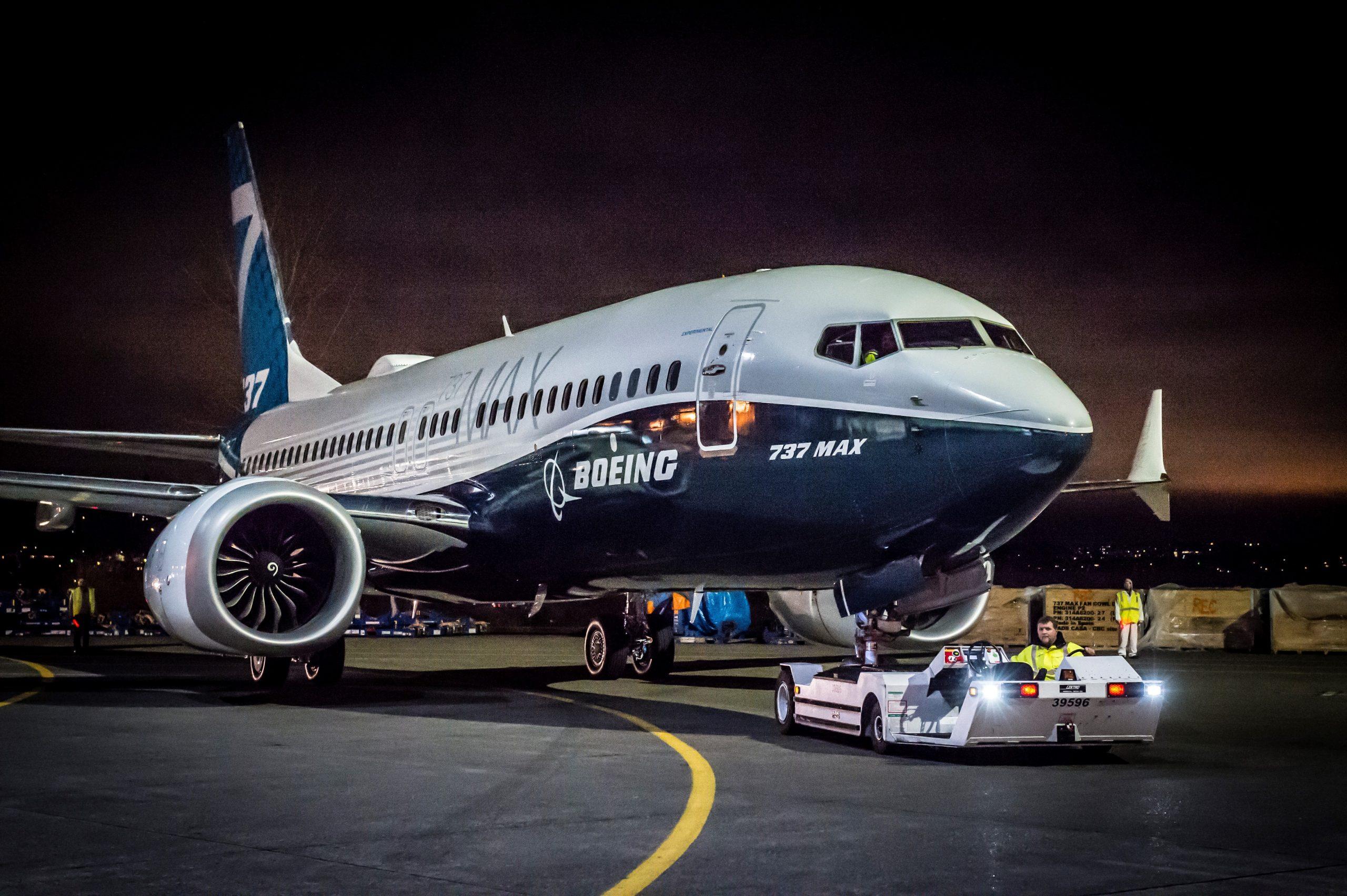 Boeing 737 MAX 7 (Foto: Boeing | PR)