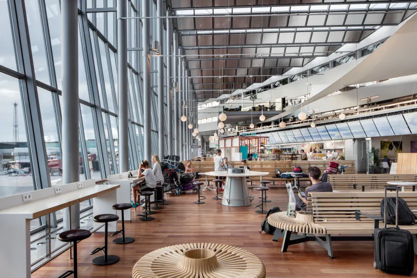 Stockholm Arlanda Airport. (Foto: Kalle Sanner | Swedaviai)