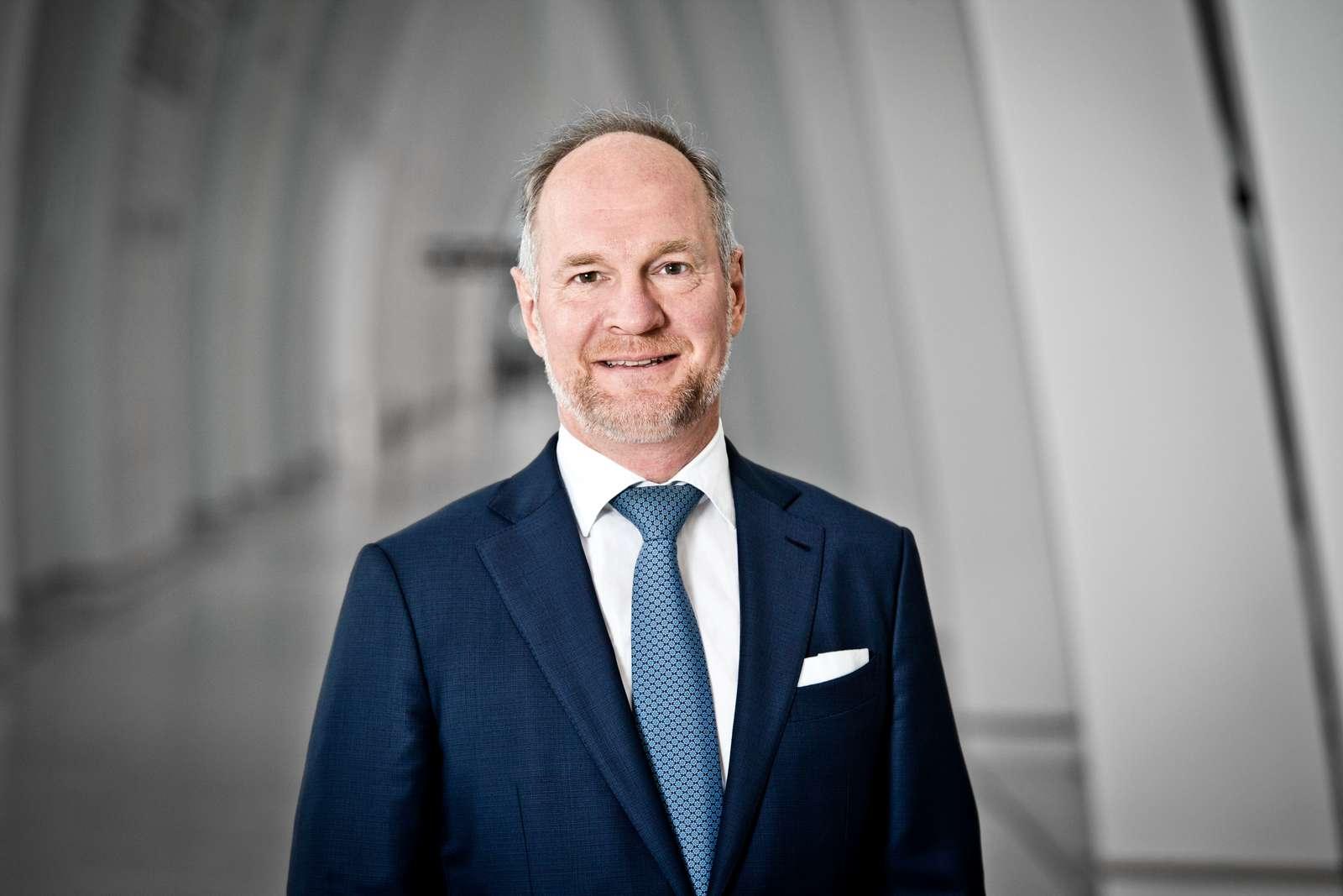 Adm. direktør Thomas Woldbye, Københavns Lufthavn. (Foto: Nicolai Perjesi)