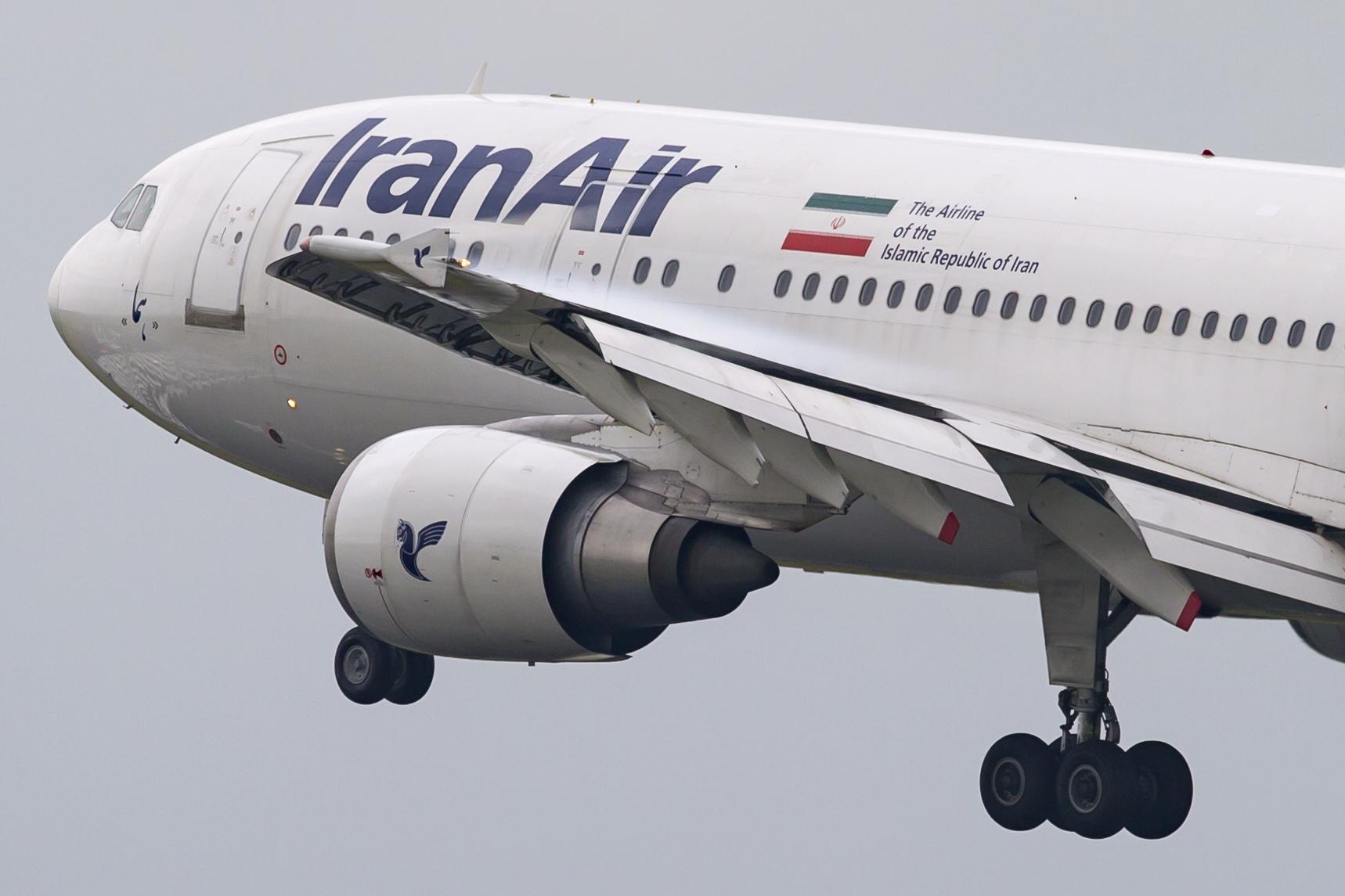 En Airbus A300-600 fra Iran Air. Foto: © Thorbjørn Brunander Sund, Danish Aviation Photo
