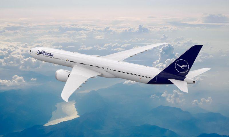 Lufthansa Boeing 777X (Foto: Lufthansa | PR)