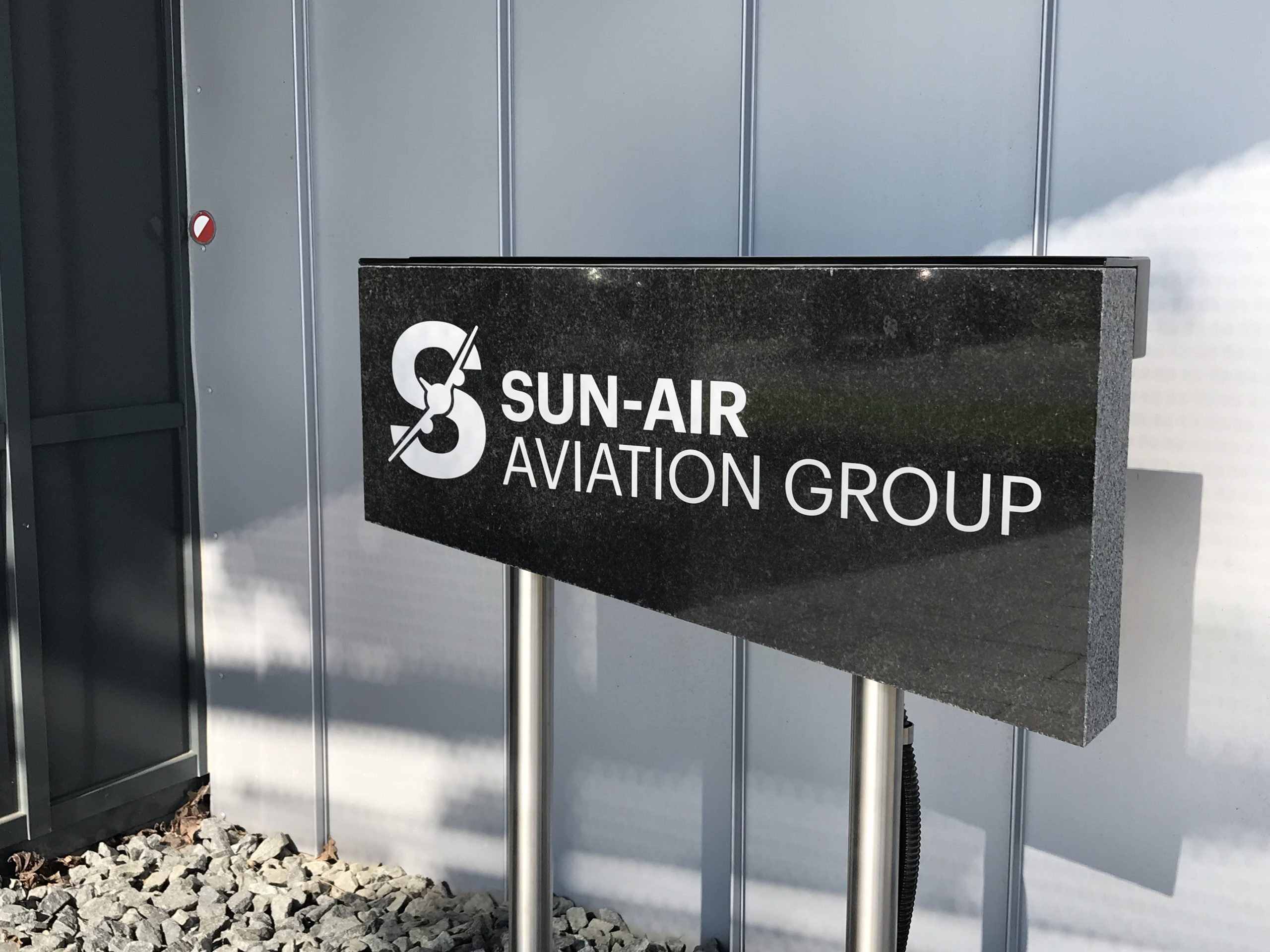 SUN-AIR har hovedkontor i Billund. (Foto: Ole Kirchert Christensen)