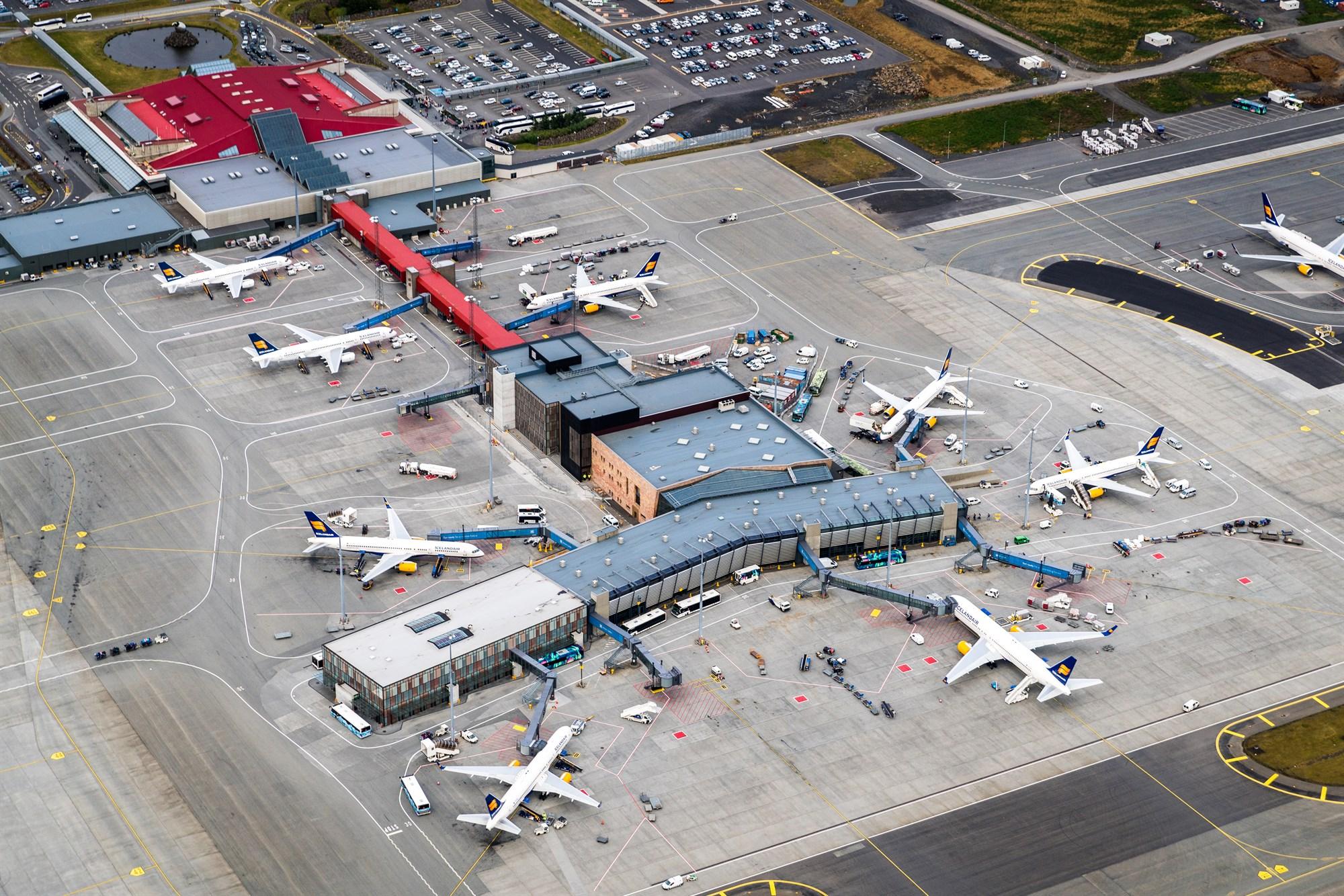 Keflavik International Airport. (Foto: Isavia | PR)