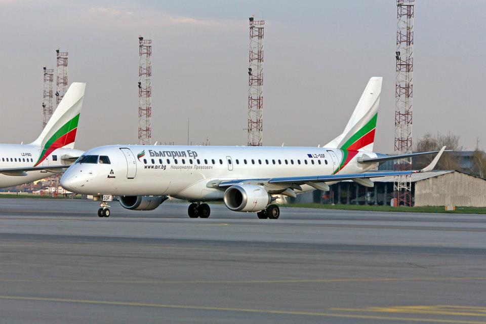 Fly fra Bulgaria Air i Sofia Airport. (Foto: Bulgaria Air | PR)