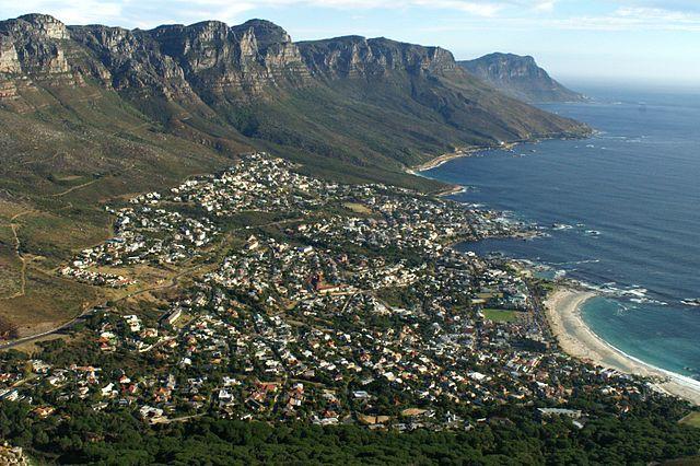 Cape Town i Sydafrika. Foto: Wikimedia Commons