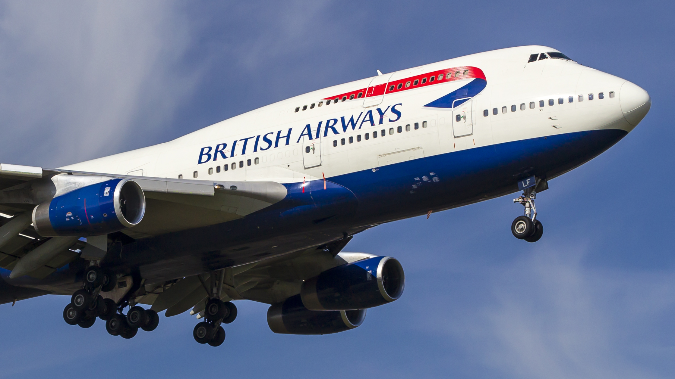 En Boeing 747-400 fra British Airways. Foto: © Thorbjørn Brunander Sund, Danish Aviation Photo