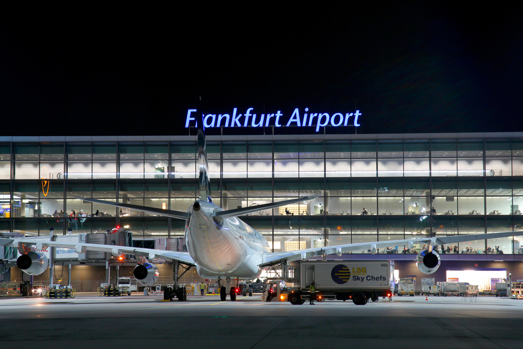 Foto: Frankfurt Lufthavn