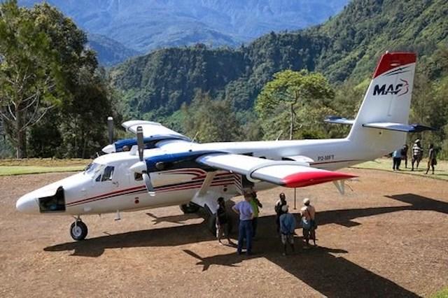 Dette Twin Otter-fly er nu på vej til Nordic Seaplanes. Foto: Nordic Seaplanes