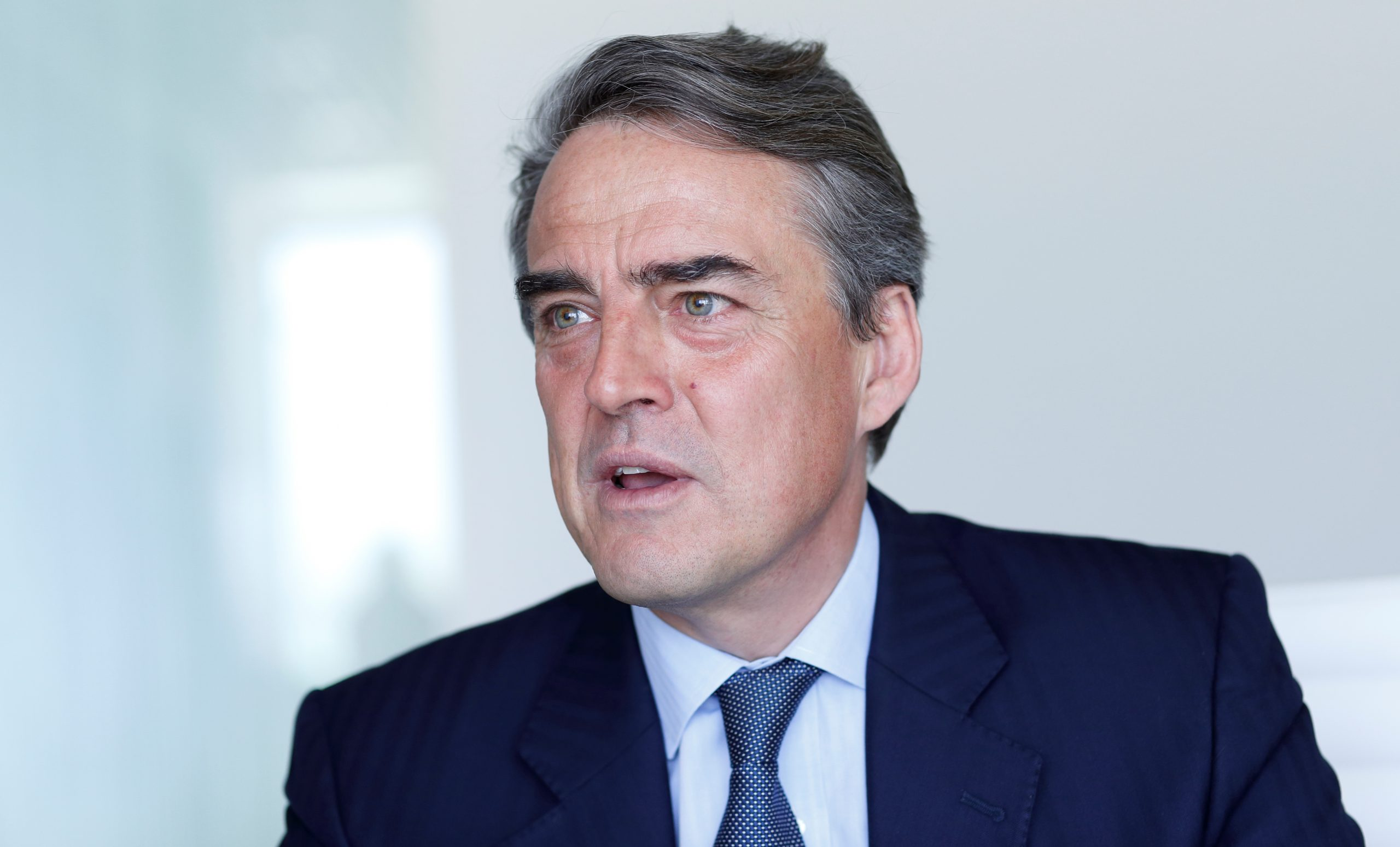 Alexandre de Juniac, generaldirektør hos IATA. (Foto: IATA | PR)