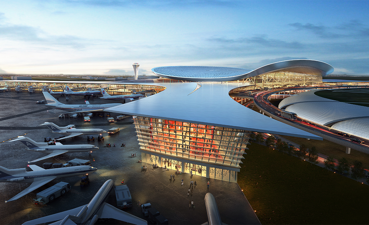 Hohhot Baita International Airport (Fotoi: Landrum & Brown | PR)