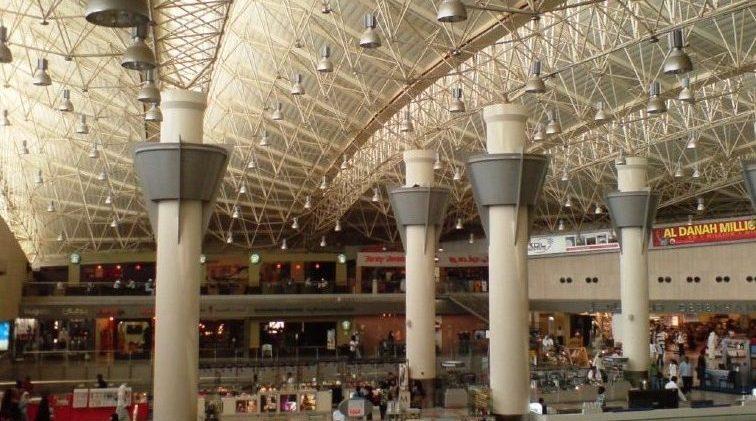 Kuwait City International Airport. Foto: MuLaN, CC 2.0