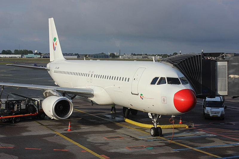 Airbus A320-200 (OY-JRK) fra DAT. (Foto: Andrzej Otrębski | CC 4.0)