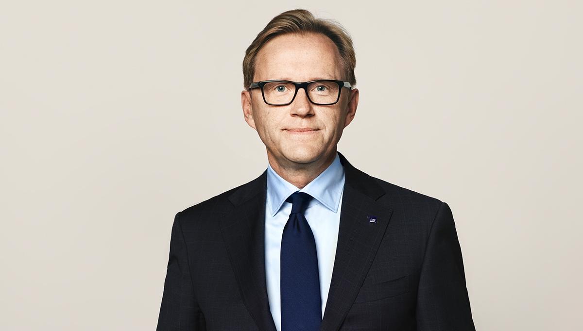 Torbjørn Wist, koncernfinansdirektør i SAS. (Foto: SAS AB | PR)