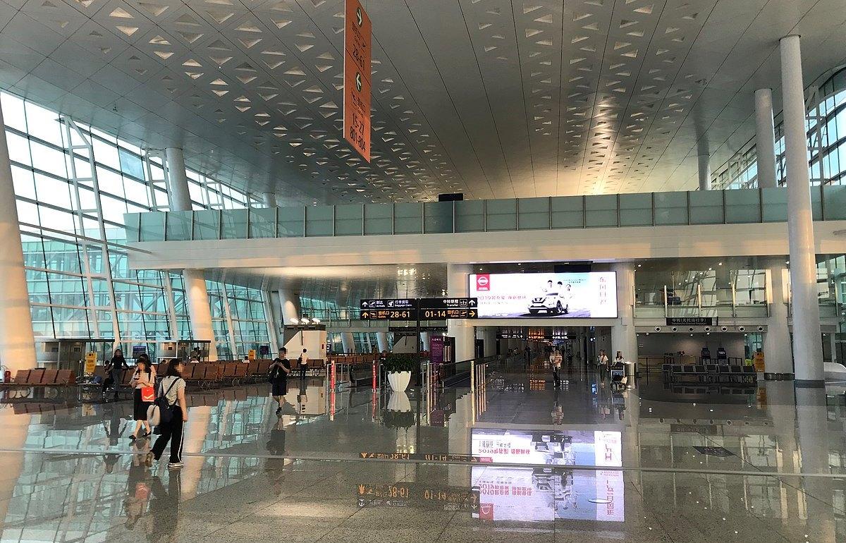 Terminal 3 i Wuhan Tianhe International Airport. (Arkivfoto: そらみみ)