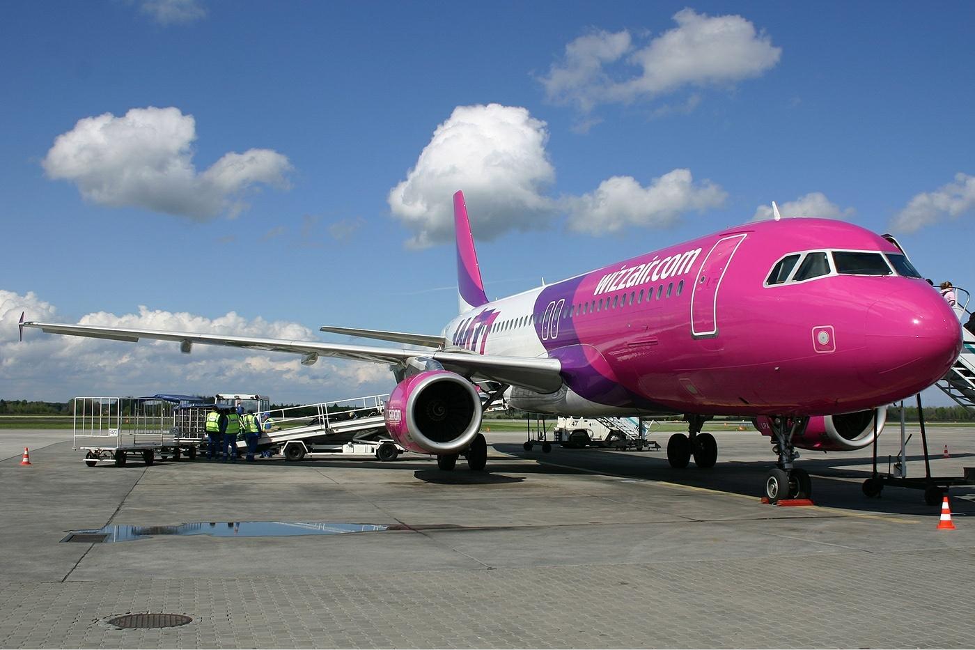 Wizz Air Airbus A320 (Foto: Balazs Pinter | GNU 1.2)
