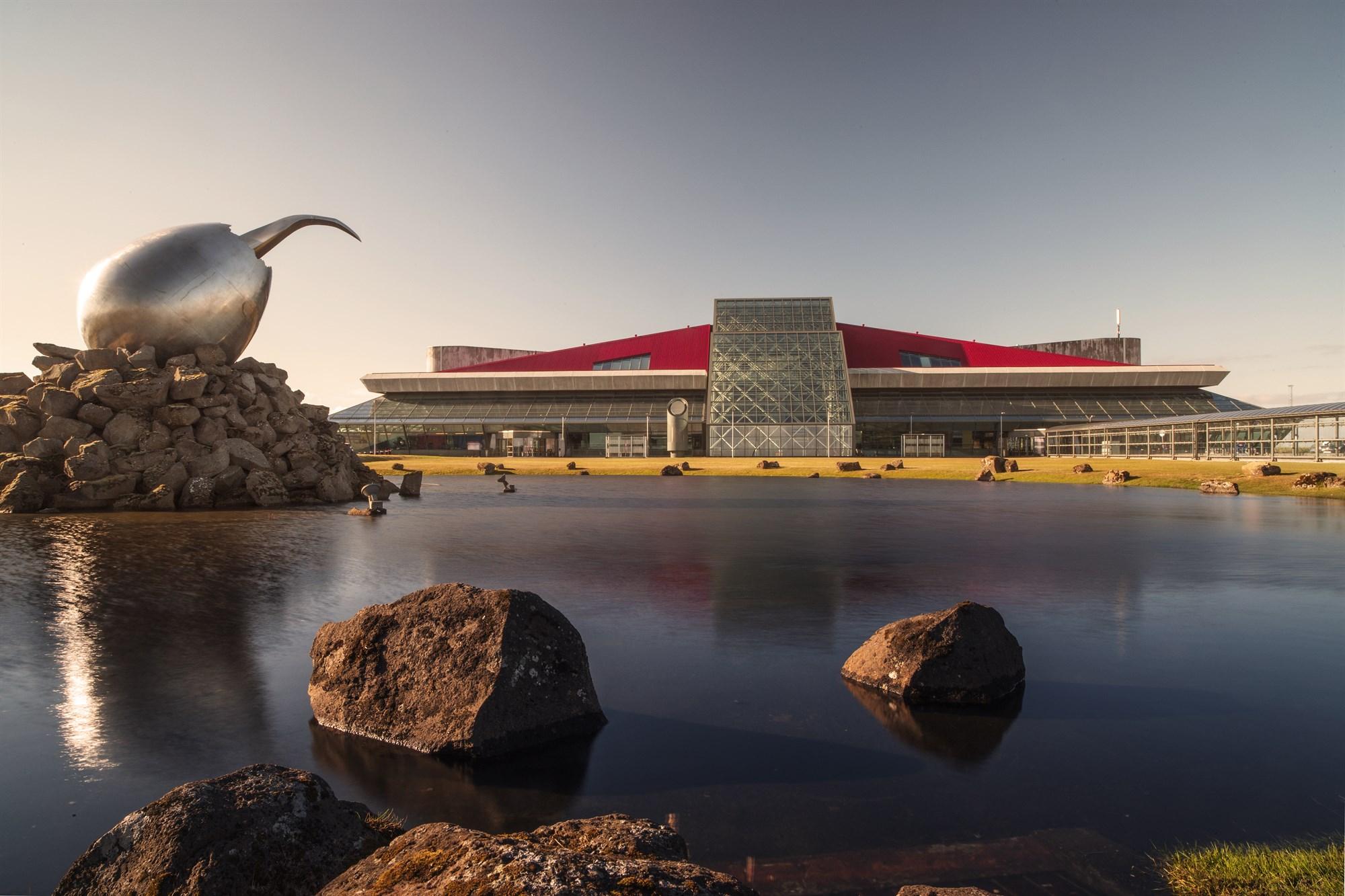 Keflavik International Airport. Foto: Isavia