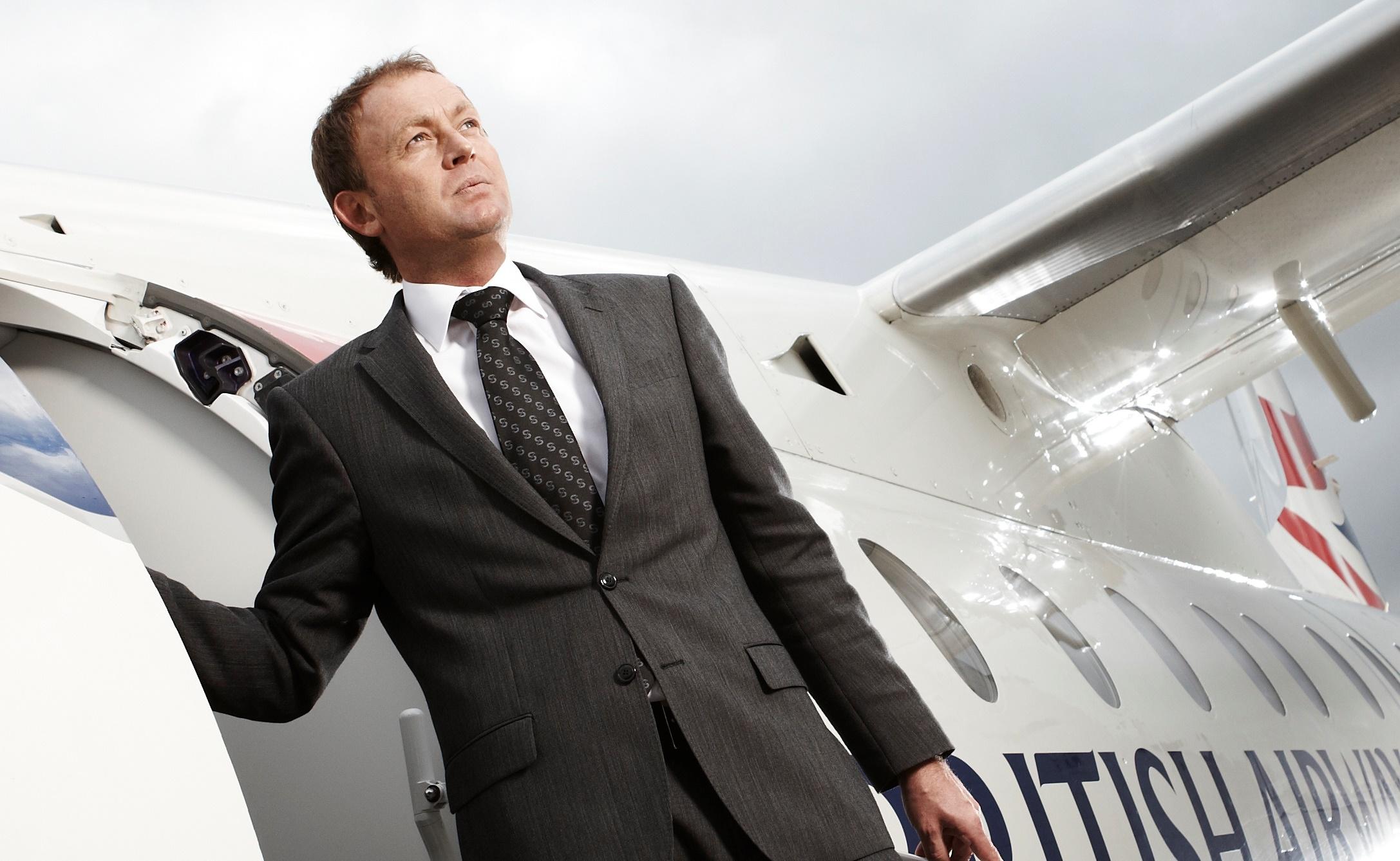 Kommerciel direktør Kristian Tvergaard fra SUN-AIR (Foto; SUN-AIR | PR)