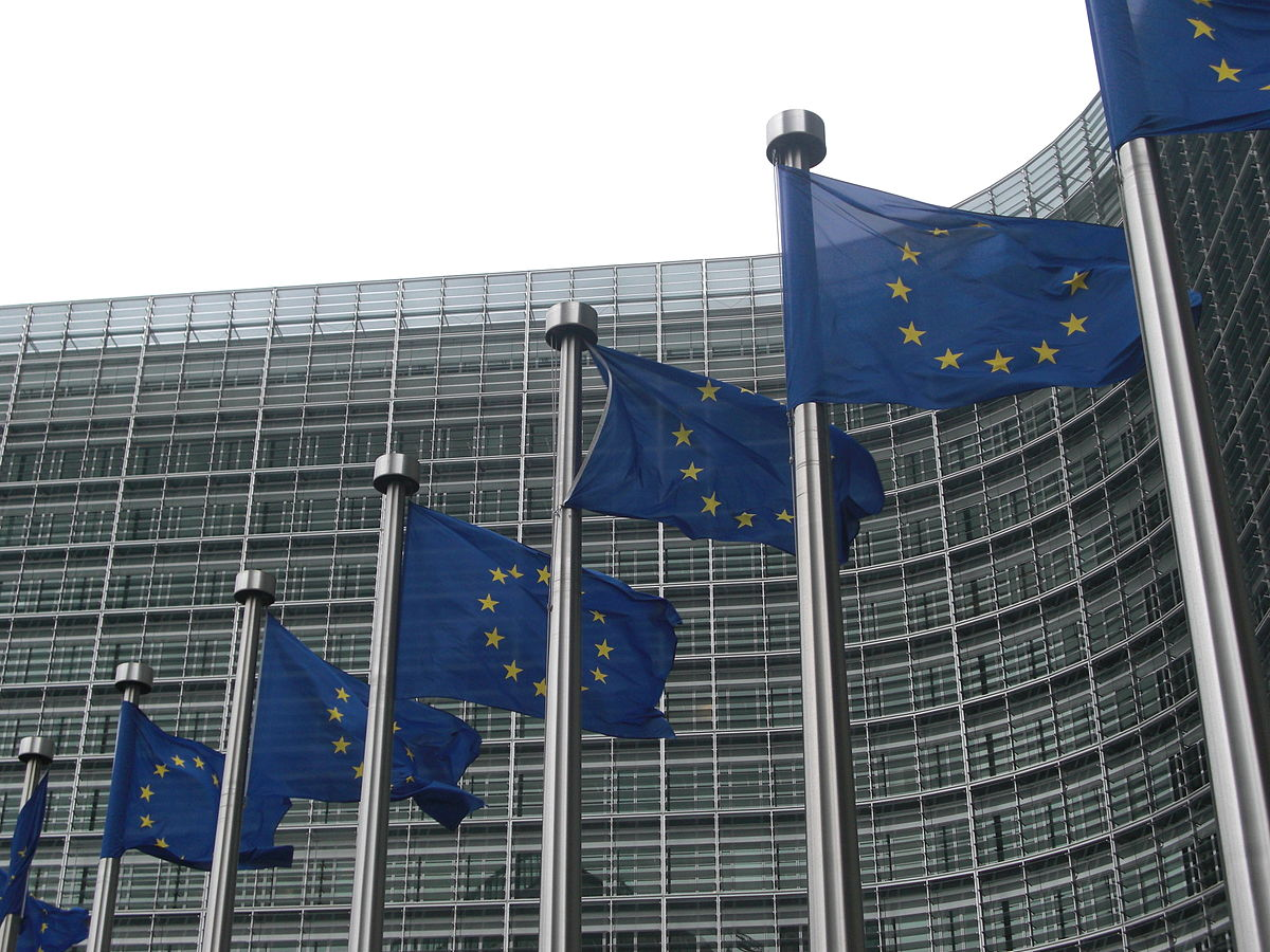 EU-Kommissionen i Bruxelles. (Foto: Sébastien Bertrand | CC 2.0)