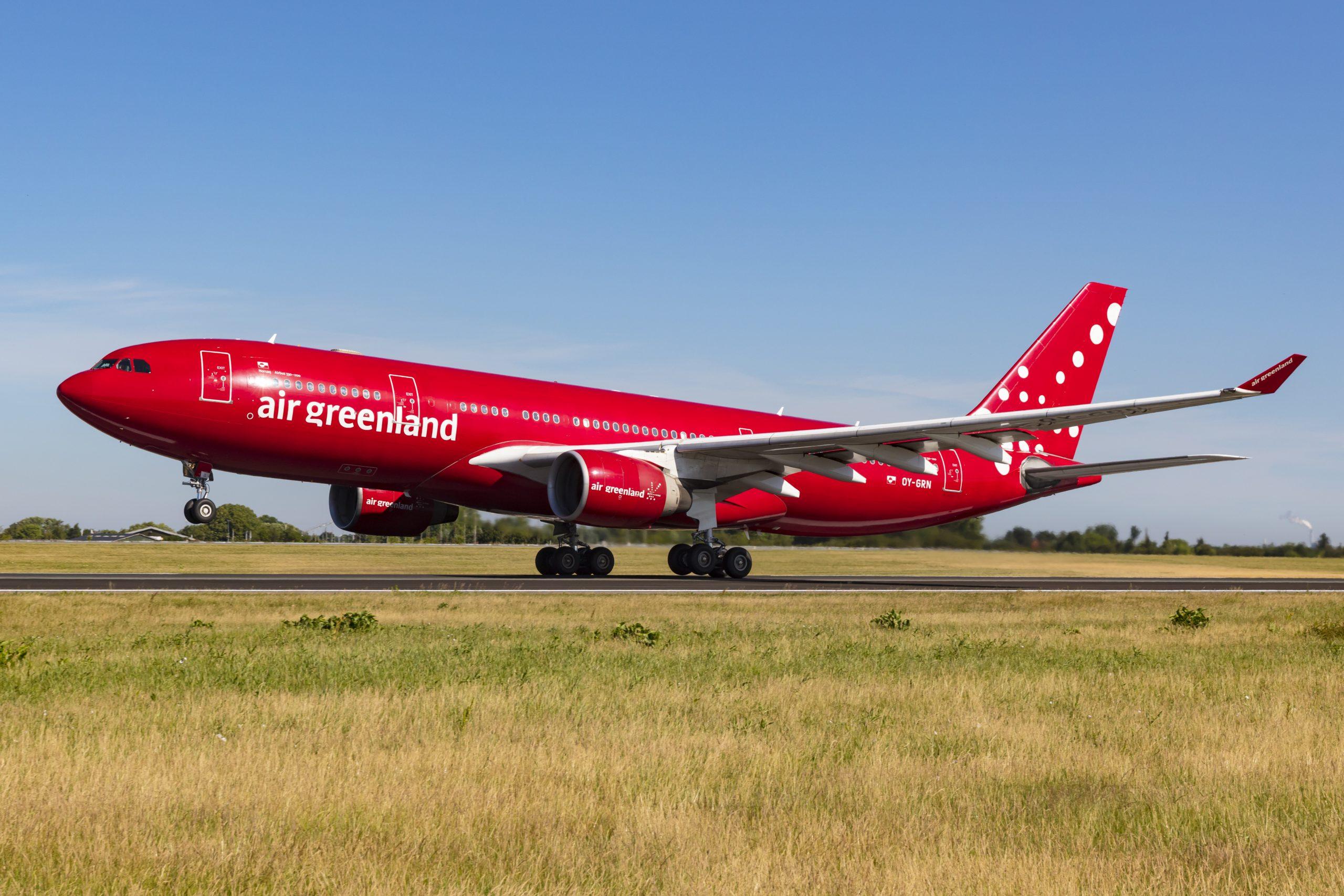 Air Greenlands Airbus A330-200 – også kendt som Norsaq. Foto: © Thorbjørn Brunander Sund, Danish Aviation Photo