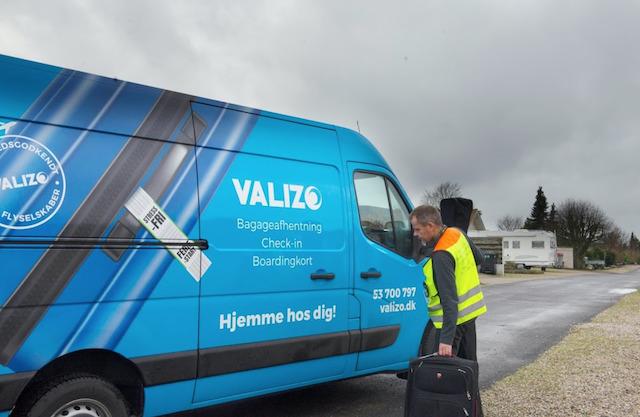 Valizo sørger for check-in, boardingkort og afhentning af bagage. (Foto: Valizo)