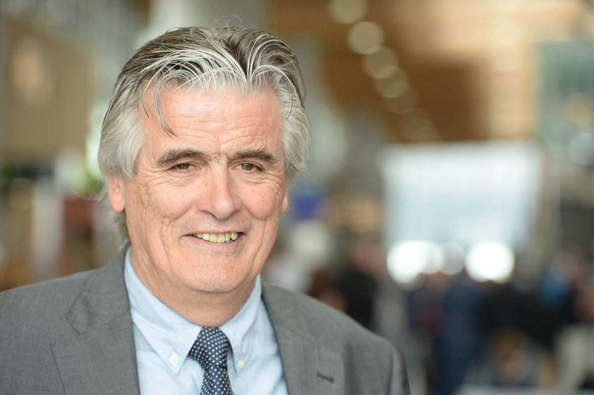 Pat Byrne, bestyrelsesformand og koncernchef i CityJet. (Foto: CityJet | PR)