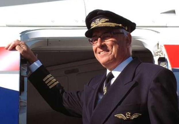 Bestyrelsesformand Niels Sundberg fra SUN-AIR Aviation Group. (Arkivfoto: Oddgeir Tørresdal)