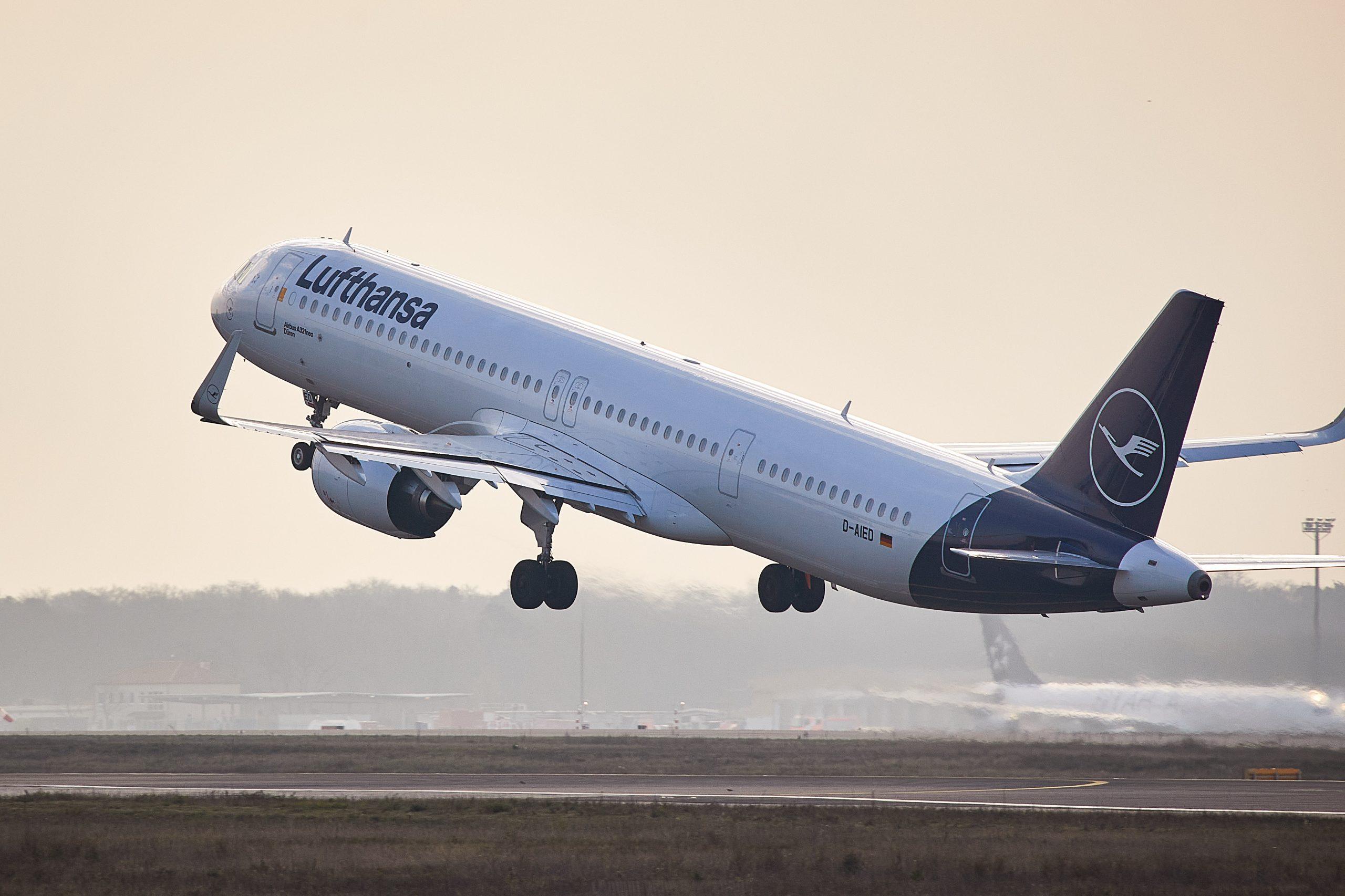 Airbus A320neo fra Lufthansa. (Foto: Lufthansa | PR)