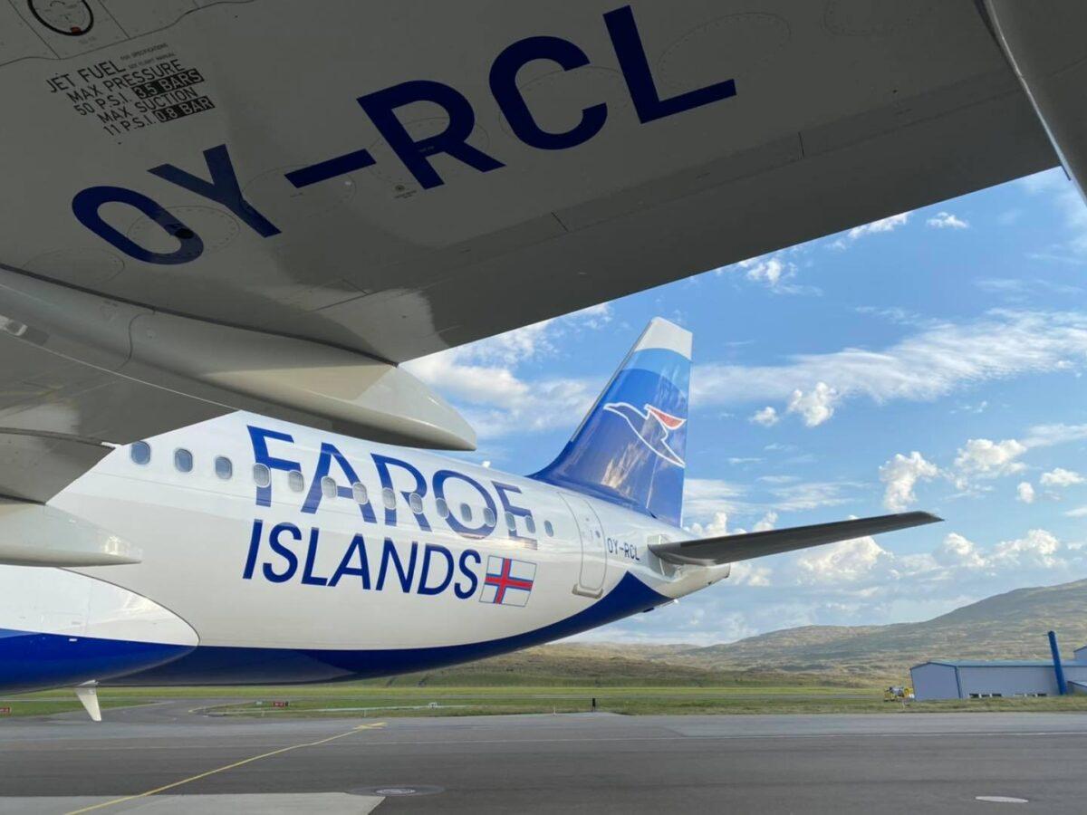 Airbus A320neo fra Atlantic Airways – OY-RCL. (Foto: Atlantic Airways | PR)