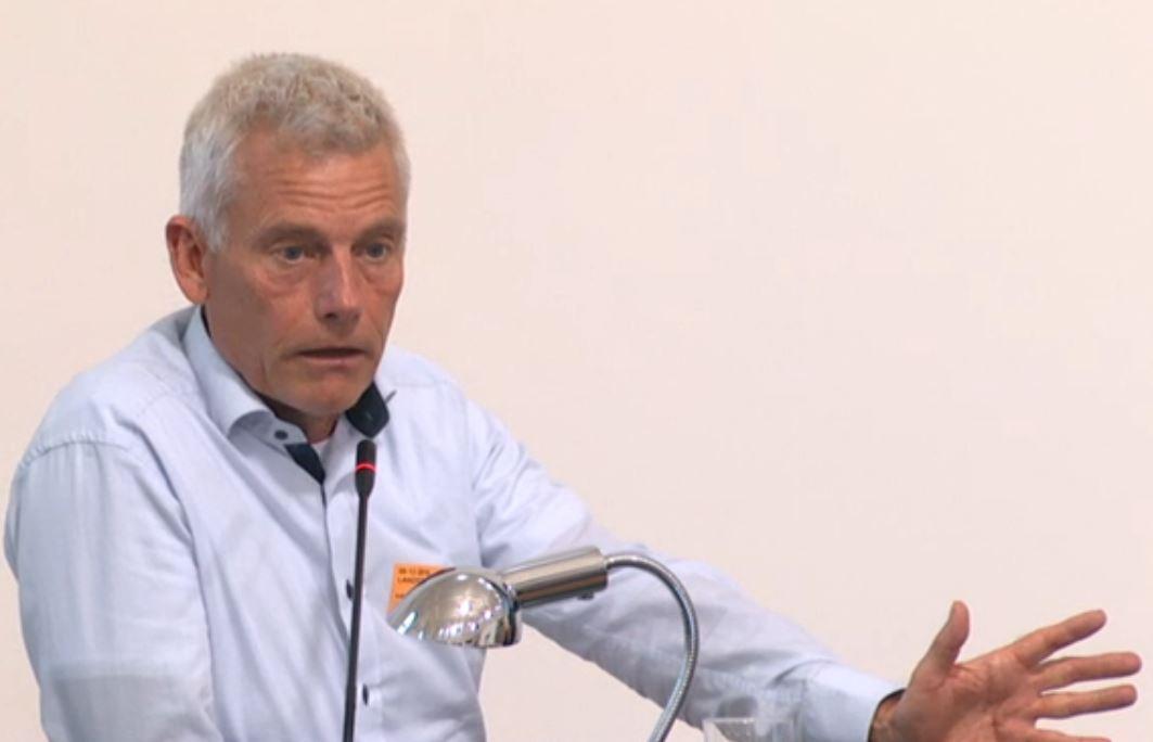 Administrerende direktør Jesper Rungholm fra DAT. (Foto: Andreas Krog)
