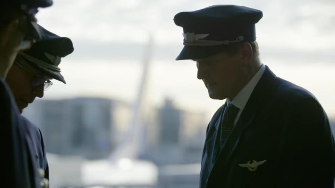 SAS-piloter (Arkivfoto fra video SAS Piloterne 2016 | SAS AB)