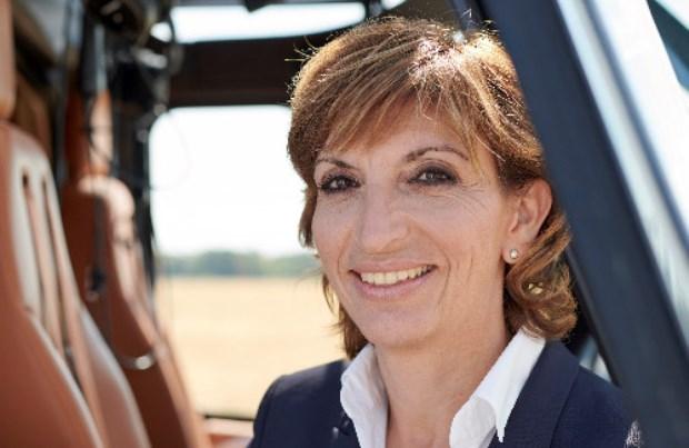 Charlotte Pedersen, bestyrelsesmedlem i Wizz Air, (Privatfoto)
