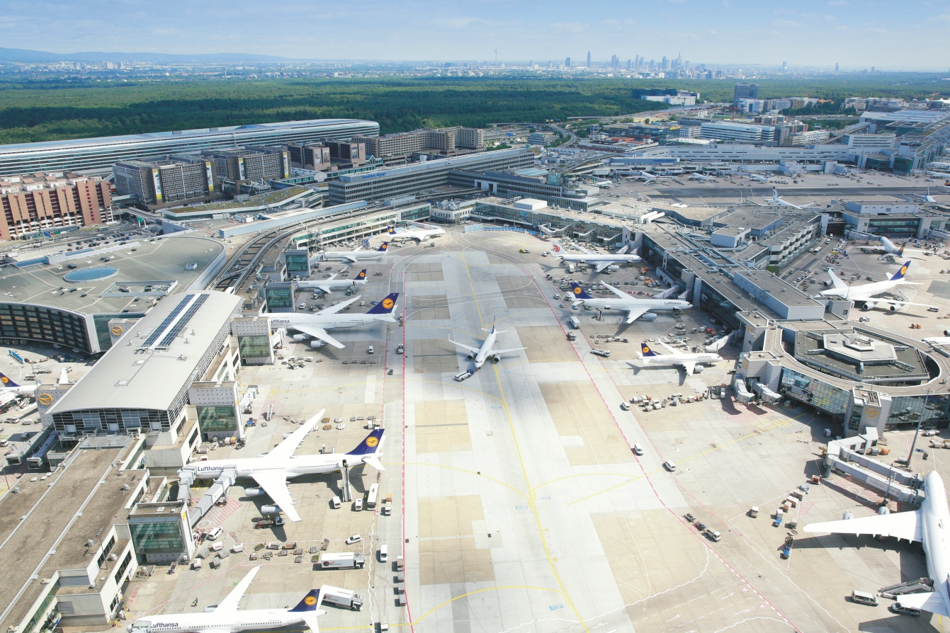 Frankfurt Airport. (Foto: Fraport | PR)