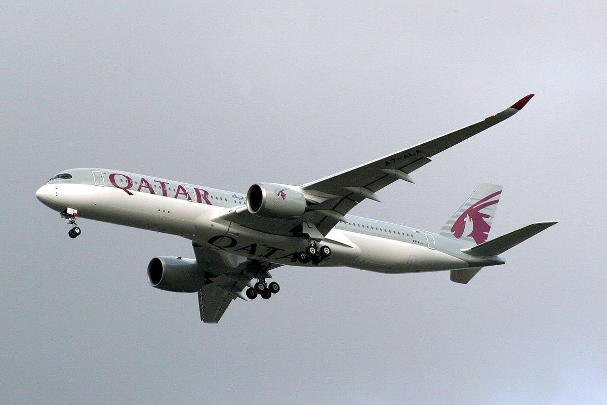 Airbus A350-900 fra Qatar Airways. (Foto: John Taggart | CC 2.0)
