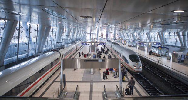 Airrail Terminal i Frankfurt Airport. (Foto: Lufthansa | PR)