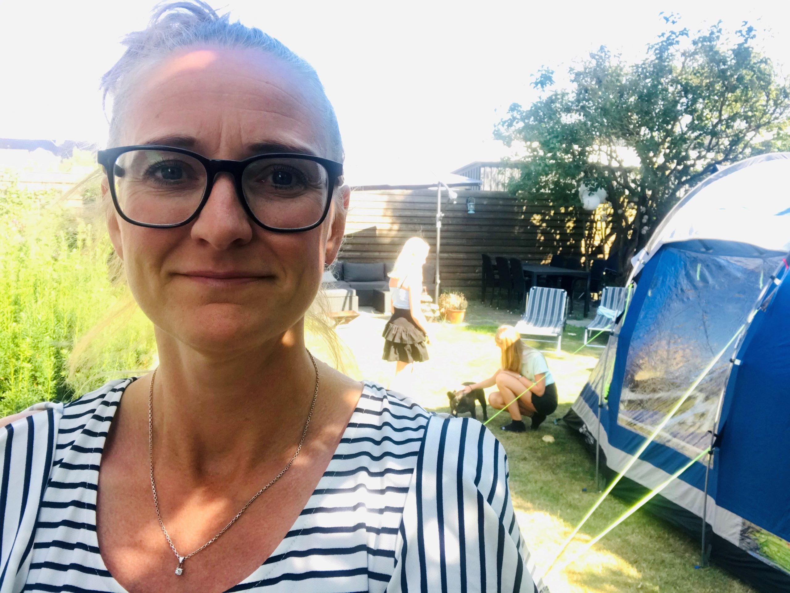 Susanne Møller Johansen og hendes familie mistede en rejse med Norwegian til en værdi af 25.000 kroner. (Privatfoto)